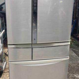 大型冷蔵庫 470L  パナソニック6ドア 2011年製