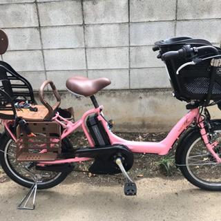 0-04 電動自転車ブリジストンアンジェリーノ 20インチ