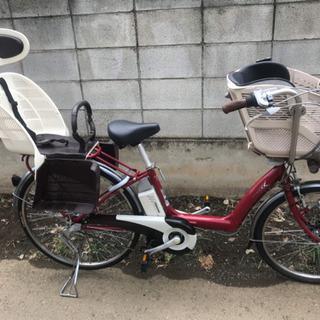 0-09 電動自転車ブリジストンアンジェリーノ  6アンペア