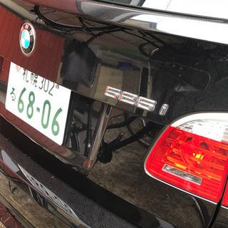 BMW 525i 後期 ハイライン 車検付き ホイール付き…