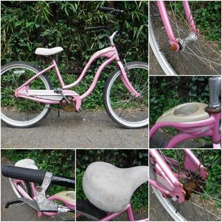 ★海にはこれ!★ビーチクルーザー 1台9500円均一 中古自転車...