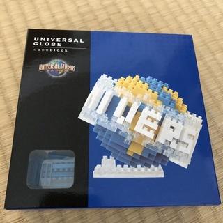 USJ ユニバ ナノブロック ブロック 地球儀 レゴ