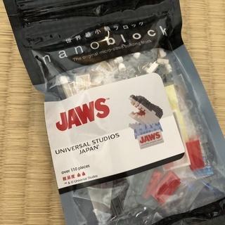 USJ ユニバ ナノブロック ブロック JAWA