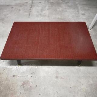 テーブル、座卓、和室