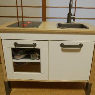 IKEA DUKTIG ドゥクティグ おままごとキッチン