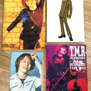 T.M.Revolution 写真集&下敷き