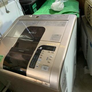 9リットル 大型 大家族用 洗濯機