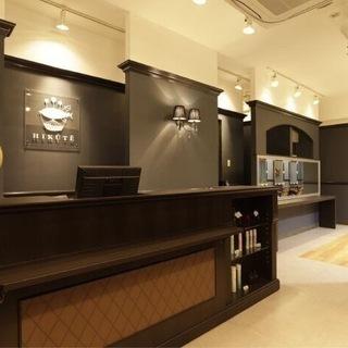 美容室サロン内における、美容師、受付、デザイナー募集