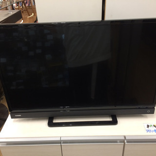 TOSHIBAの32インチLED液晶テレビです!