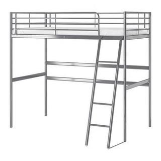 IKEA、ロフトベッド、半年使用、美品!