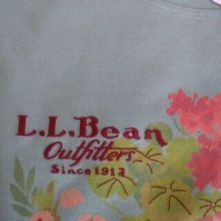 L.L.Bean Tシャツ 未使用品タグ付き