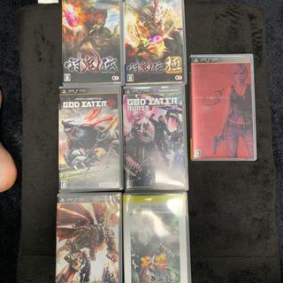 PSP用ゲームソフト バラ売り可能です。