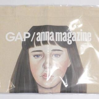 Gap×annna magazine オリジナルトートバッグ 当選品