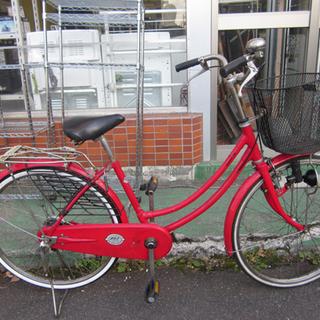 札幌 整備済 24インチ ブリヂストン 自転車 ママチャリ シテ...