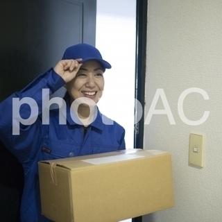 未経験歓迎!【夜勤】宅配便会社での倉庫内仕分けのお仕事