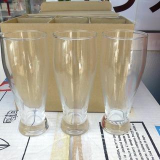 未使用各種グラス・タンブラー・ピルスナー各1個10円