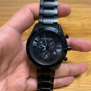 【定価80%OFF】INDEPENDENT H500 腕時計 ソーラー