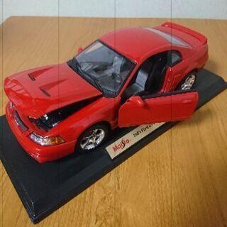 2003 マスタング コブラ 1/18モデルカー