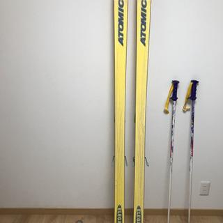 スキー板 ATOMIC