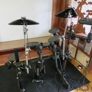 【電子ドラム】ヤマハ DTX Version2.0