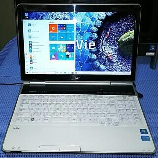 LaVie改84 Core i7 SSD Win10