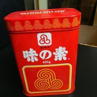 味の素の空缶