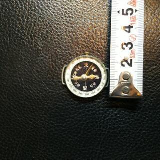 方位磁石 レトロ