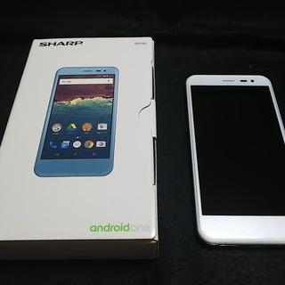 ワイモバイル Android one 507SH 箱付き!美品です!