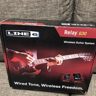 line6 g30 ギター、ベースワイヤレスシステム