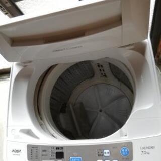 アクア 洗濯機