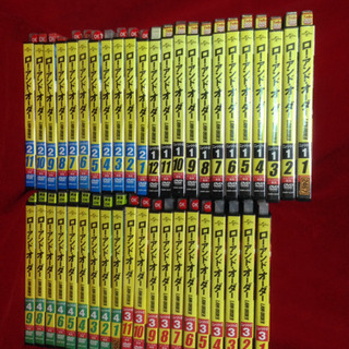 DVD110巻236話アメリカ熱狂犯罪捜査ドラマ ローアンドオー...
