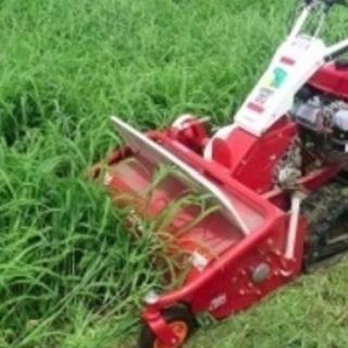 広島市 廿日市 岩国市 休耕田 畑 空地 草刈り代行いたします。