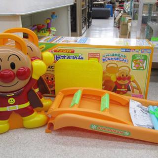 アンパンマン NEW ピッピすべり台 幼児 KIDS おもちゃ ...