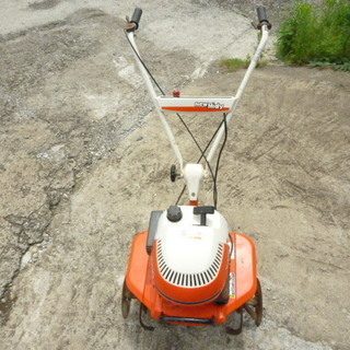管理機 クボタ 農用トラクター(歩行型)TMA25 サビ有り 中古