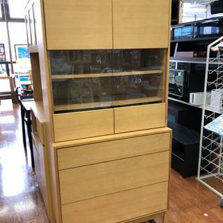 オシャレな家具の定番!karimoku食器棚