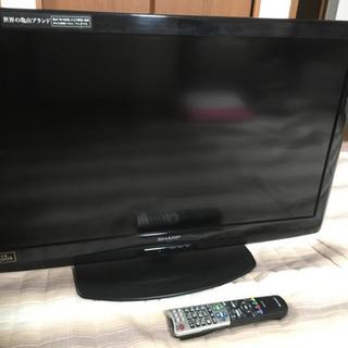 AQUOS 32型 2011年製 テレビ