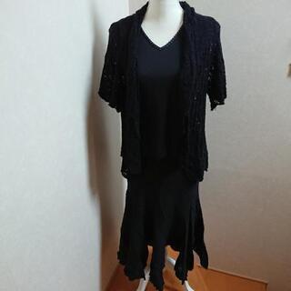 イマージュスカート黒