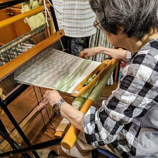 さをり織り教室・予約受付中(2019年.9月) - 福岡市