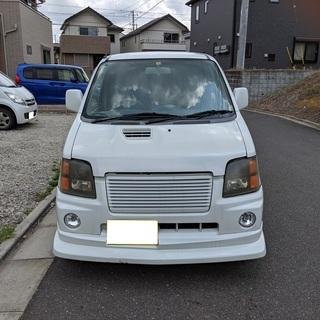 総額8万円😉ワゴンR😉MC21S😉白😉車検1月まで有😉13万㎞