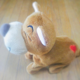 笑う犬「おもちゃ大賞」 いぬの動いて笑う可愛いおもちゃです