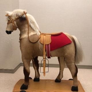 ヨーロッパ製 アンティーク馬