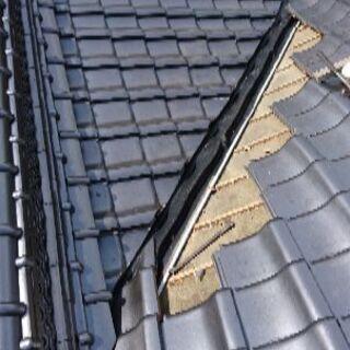 屋根工事、雨漏り修理