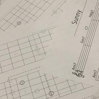 ロック系ギタリストのアドリブ 転調を考える!  10月11日