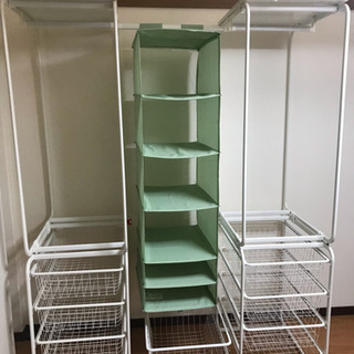 IKEA 収納 家具 ラック ※値下げ致しました。