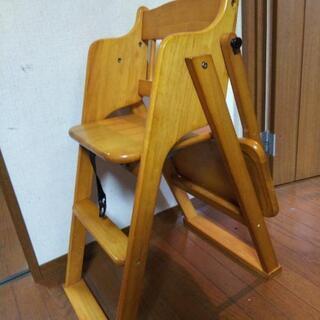 ベビーチェア 木製