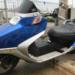 値下げ中...超綺麗...Honda ホンダ フュージョン 250cc