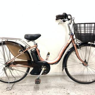 新基準ブリジストンアシスタ8.7Ah電動自転車中古