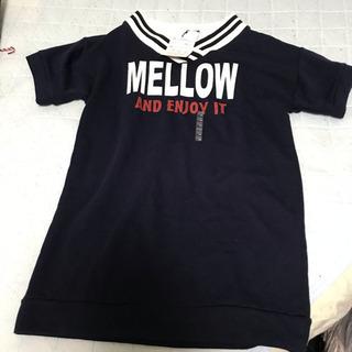 子供のTシャツ 新品  150cm  紺色