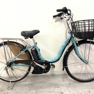 新基準ブリジストンアシスタ 8.7Ah 電動自転車中古