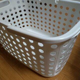 ニトリ 洗濯かご